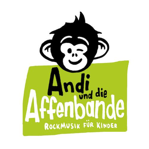 Logo Andi und die Affenbande